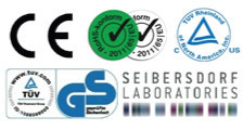 garanzia e certificazioni pannelli radianti infrarosso
